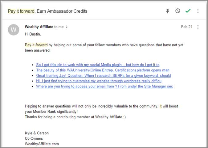 Wealthy-Affiliate-Review-An-In-Depth-Look-At-My-1-Recommendation-Pay-It-Forward-Emails