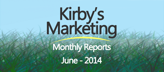 KM Monthly Report - June 2014 - Feature